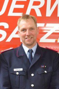 Ortsbrandmeister Peter Lege zieht positive Jahresbilanz 2020